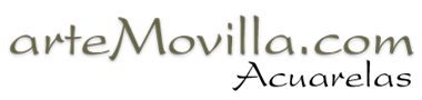 arteMovilla.com - Acuarelas